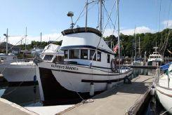 1966 Custom Stockland Trawler 36
