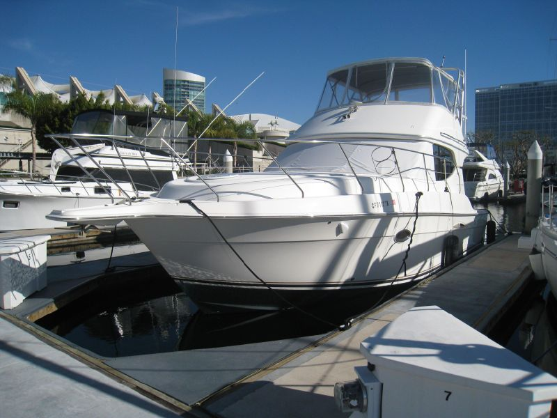 Silverton 34 Convertible for sale