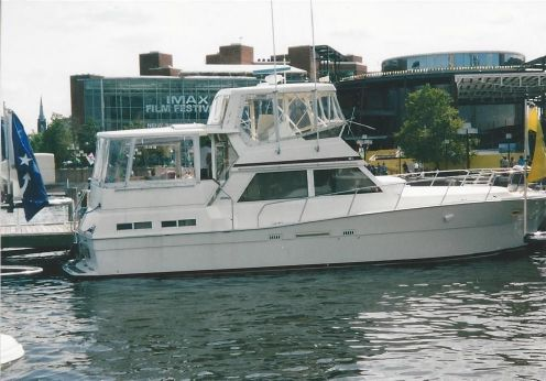 1988 Viking Boats 44 DOUBLE HARDTOP MY
