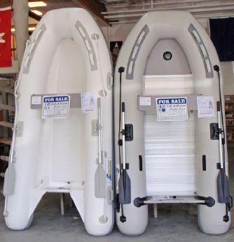 2014 North Atlantic Inflatable - Plywood, Aluminum, Air Cushion & RIB