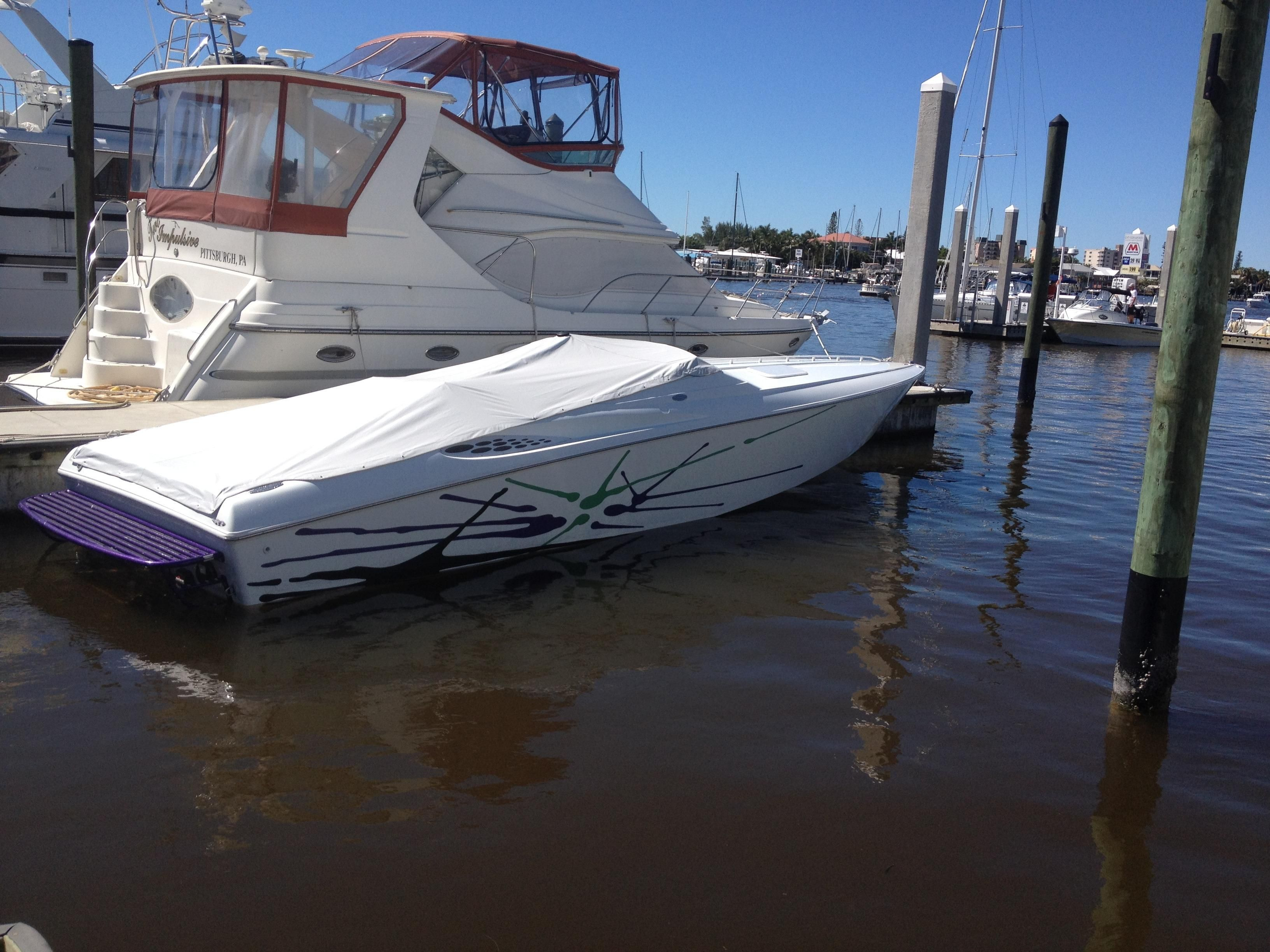 2001 Baja 33 Outlaw Power New And Used Boats For Sale