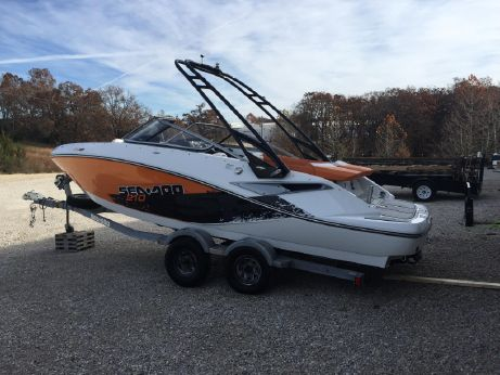 2011 Sea-Doo 210 SP