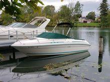 1995 Sea Ray 215 Express Cruiser