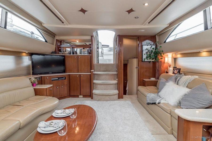Meridian 459 Cockpit Motoryacht for sale in San Diego