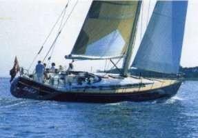 2001 X-Yachts X-612