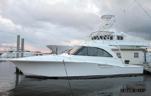 2012 Cabo Yachts 44 HTX
