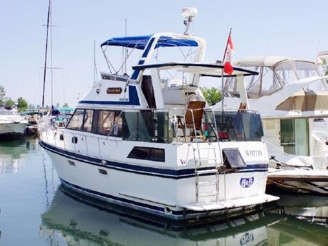 1989 Golden Star Regency 36 Sundeck Trawler