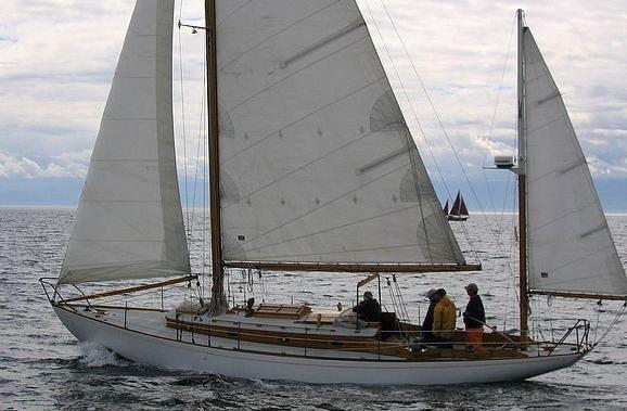1951 Concordia Yawl Sail Boat For Sale Www Yachtworld Com