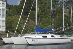 2006 Norm Cross 48 Custom Trimaran