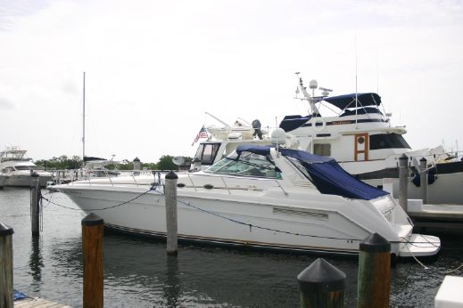 2005 Searay 50 Sundancer 500 a 1999 model