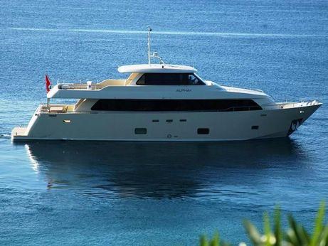 2013 Aegean Yacht 28