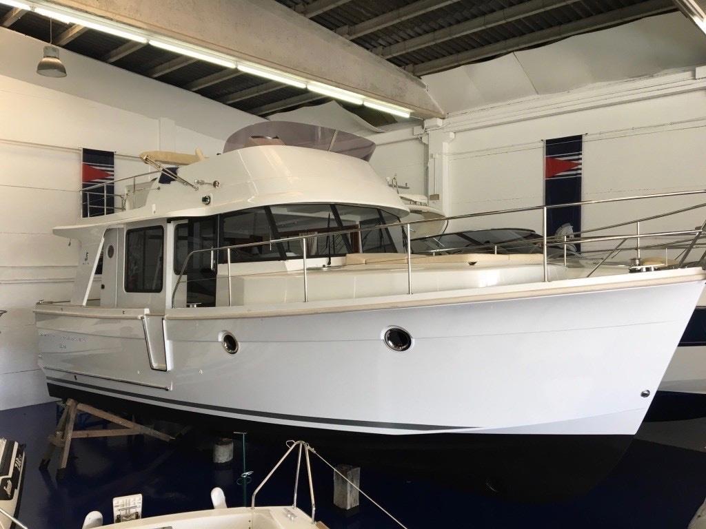 Beneteau swift trawler til salg