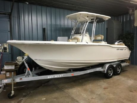 2018 Key West Boats 239FS