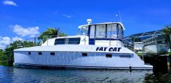 2002 Endeavour Catamaran TrawlerCat 44