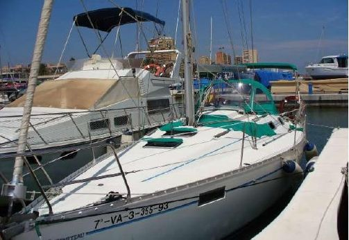 1993 Beneteau Oceanis 350