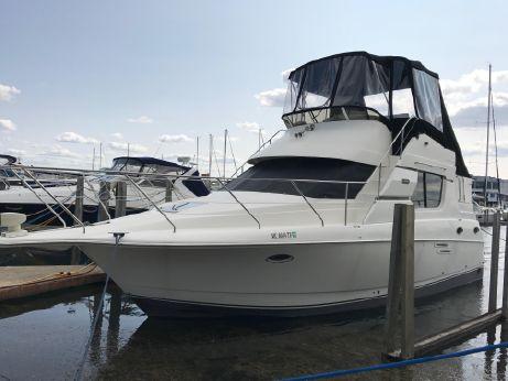 2000 Silverton 322 Motor Yacht