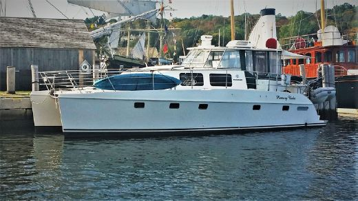 2002 Endeavour Catamaran Powercat 44