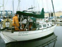 1980 Roughwater 33 Sloop