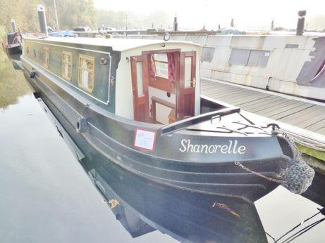 2003 Breyzel 52' Narrowboat