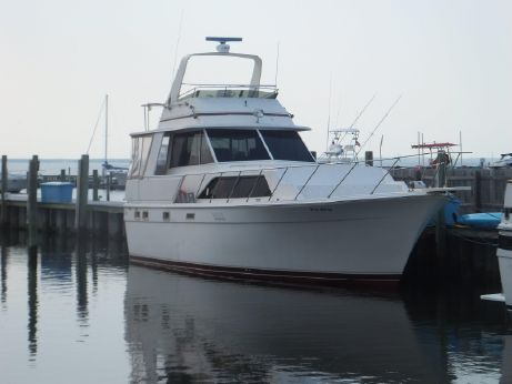 1985 Egg Harbor 40 Motor Yacht
