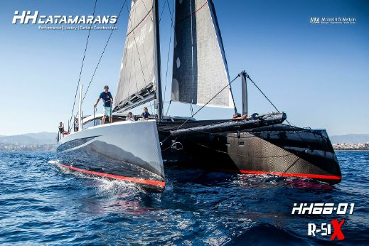 2016 Hh Catamarans HH66