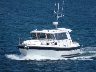 2013 Aquastar 38 Aft Cockpit