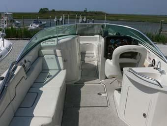 2008 Sea Ray 260 Sun Deck