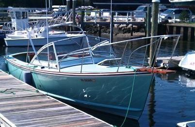 1978 Dyer EAST COAST LOBSTER BOAT