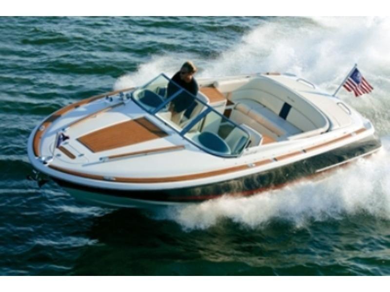 Used Chris Craft Corsair 25 Fiberglass Prices - Waa2