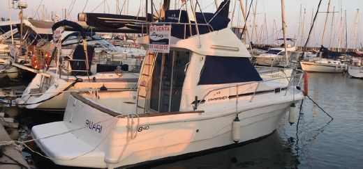 2004 Starfisher 840 Flybridge