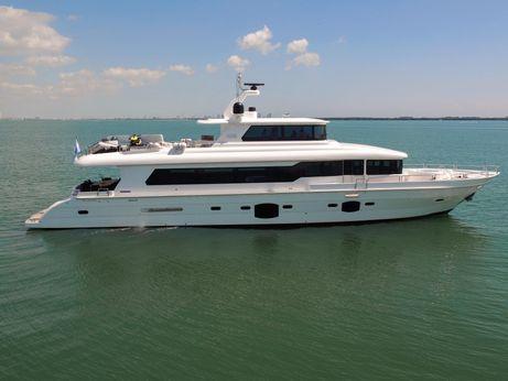 2014 Tarrab 96 Tri-Deck Motor Yacht