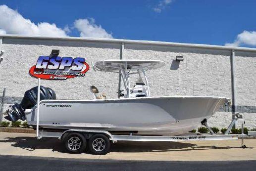 2017 Sportsman Boats Heritage 251