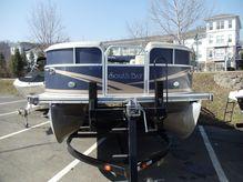 2009 South Bay Pontoons 822CR TT