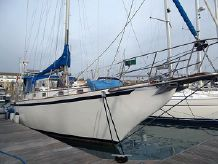 1985 Sea Trader Cutter Rigged Sloop