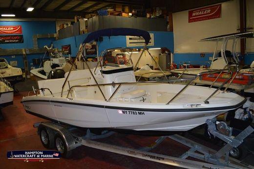 2011 Boston Whaler 200 Dauntless