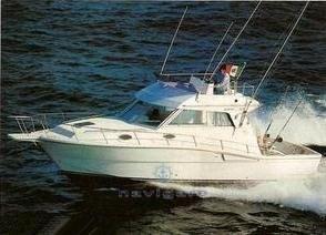 1990 Ferretti Yachts 34 FISH