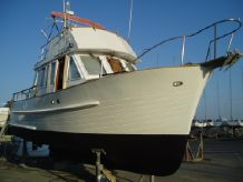 1978 Halvorsen Marine Island Gypsy 30