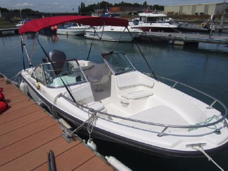 1997 Boston Whaler Dauntless 17