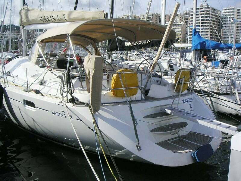 2003 Jeanneau Sun Odyssey 54 Ds Sail New And Used Boats For