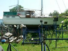 1986 Nauticat 36