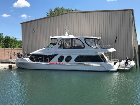 2001 Blue Water 58 Millenium