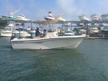 2014 Grady White 209 Fisherman