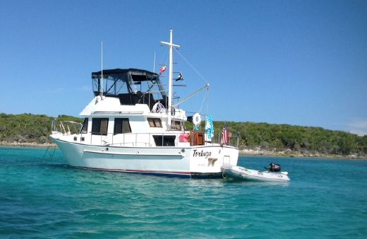 1994 Marine Trading 34 Double Cabin