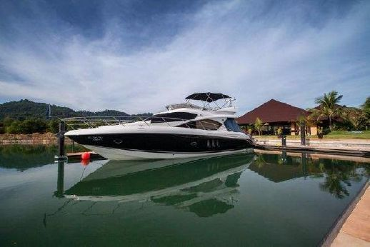 2011 Sunseeker Manhattan 52