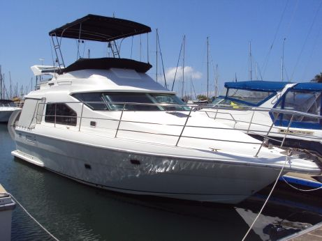 2001 Integrity 37 Flybridge