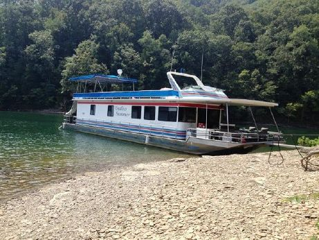 1992 Stardust 16 x 72 Houseboat