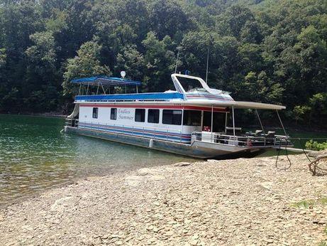1992 Stardust 16 x 72 Houseboat
