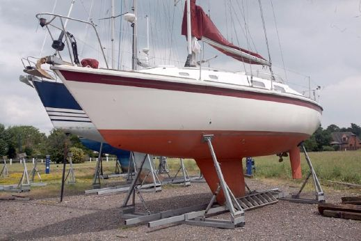 1984 Westerly Fulmar