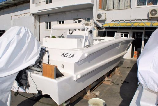 2016 Nautica Lupi 650 OPEN BOW RAMP