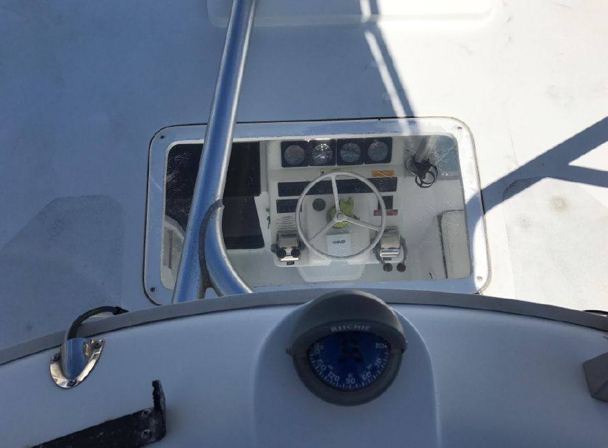photo of Luhrs 29 Open
